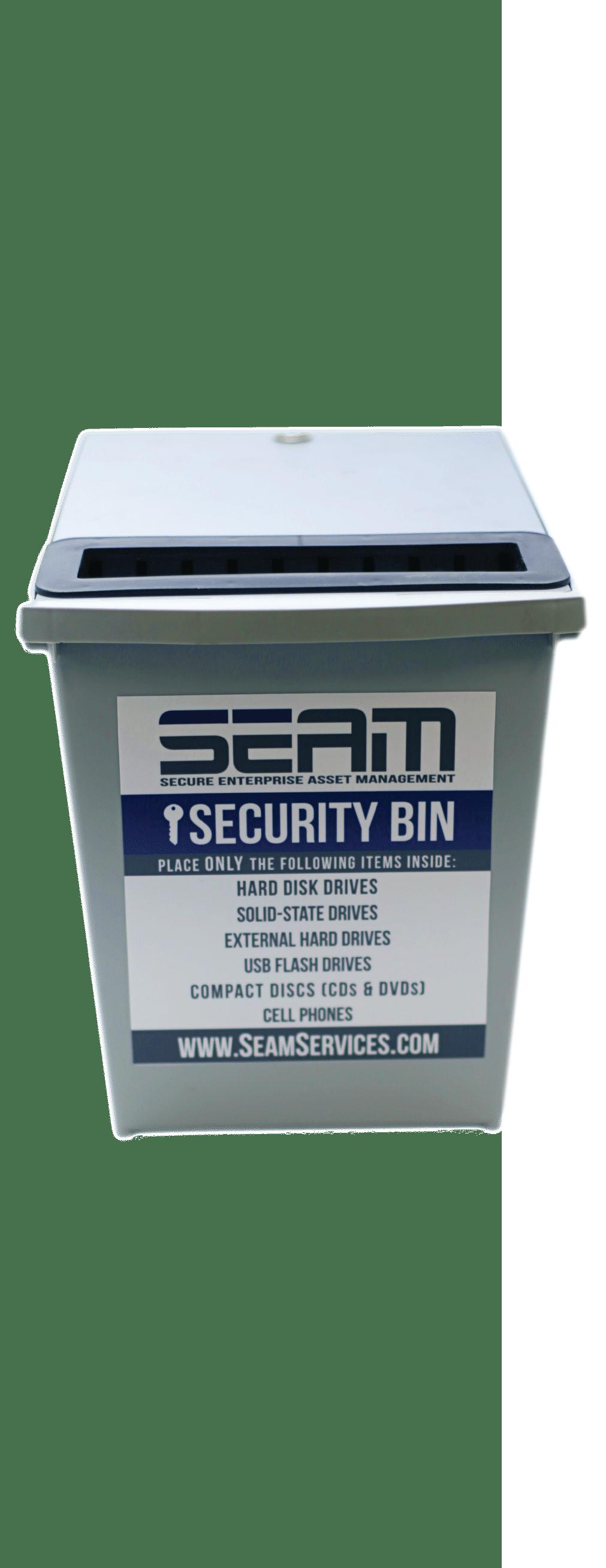 Security Bin