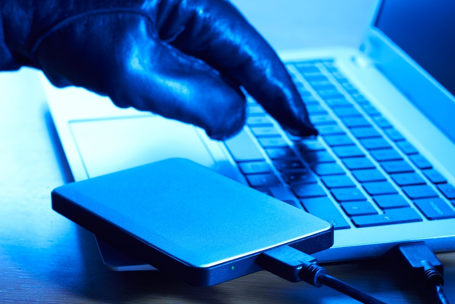 End of Lease Hard Drive Data Makes Digital Theft Easy - Seam